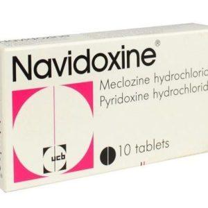 Navidoxine Tab 50mg 25mg 100's