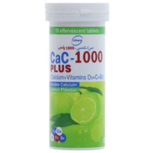 CaC-1000 Plus Lemon Flavour 10s tablet