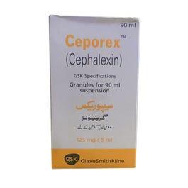 Ceporex 125 mg Syp 90ml
