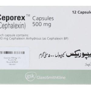 Ceporex 500 m g Capsule