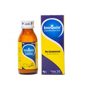 Inoquin 125mg Syp 60ml