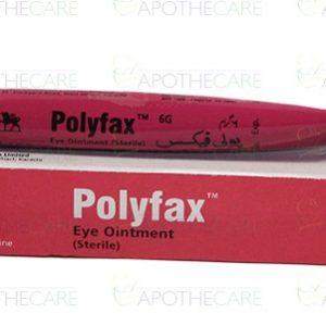 Polyfax Eye Ointment 6gm