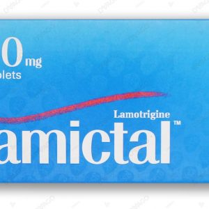 Lamictal 100mg 30 Tablets