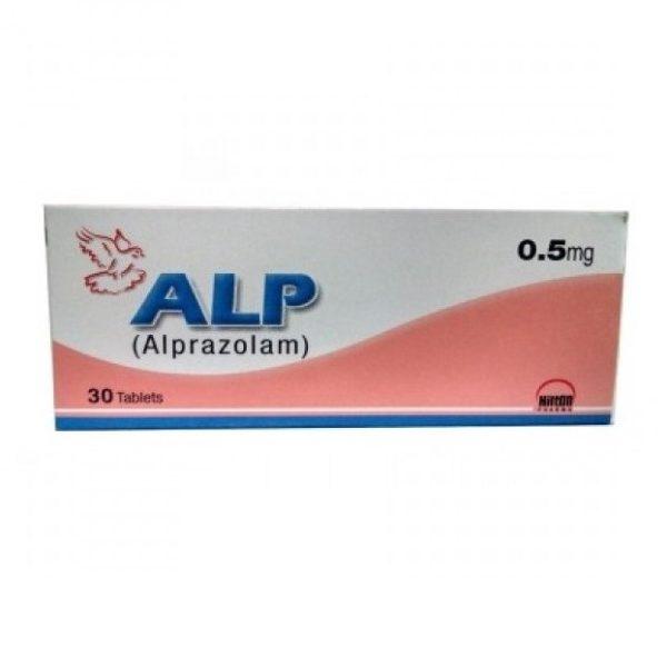 Alp Tab 0.5mg 30's