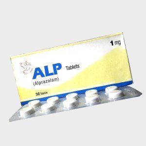 Alp Tab 1mg 10's