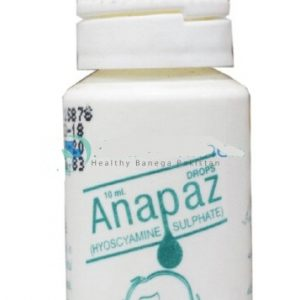 Anapaz Drops 125mcg,ml 10ml