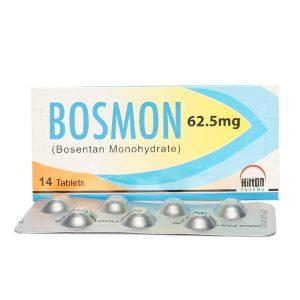 Bosmon Tab 62.5mg 14's