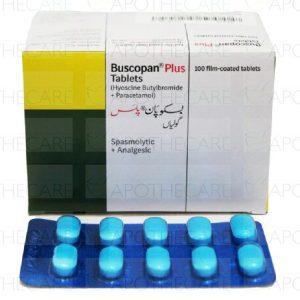 Buscopan Plus Tablet