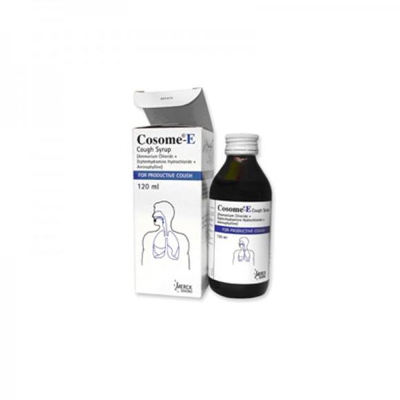 Cosome-E Syp 120ml