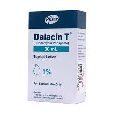 Dalacin T Lotion 1% 30ml
