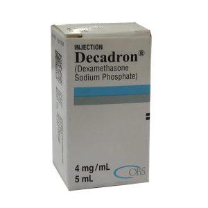 Decadron Inj 4mg 1Vialx5ml