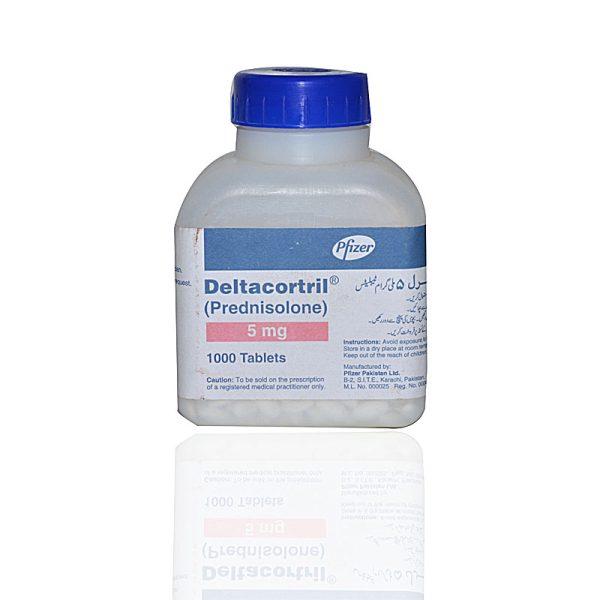 Deltacortril 5mg tablet