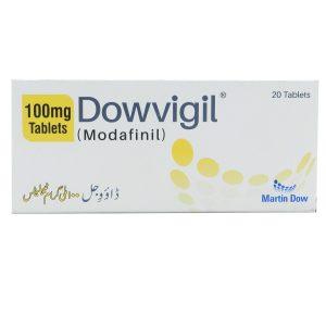 Dowvigil Tab 100mg 2x10's