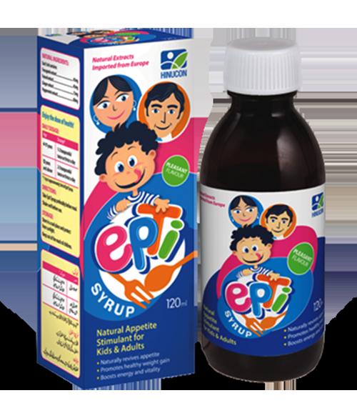 Epti Syrup 120ml