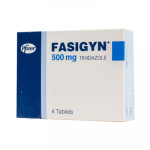 Fasigyn Tablet 500mg 40's