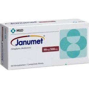 Janumet 50mg,500mg tablet