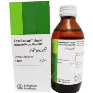 Laxoberon Liquid 7.5mg ml 120ml
