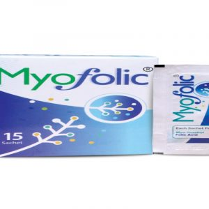 Myofolic Powder Sachet 15's