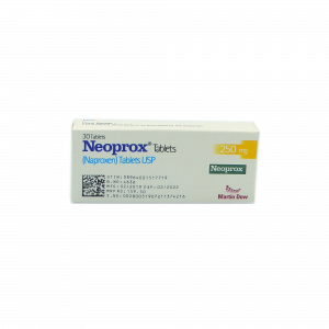 Neoprox Tablets 250mg 3x10's