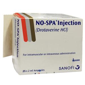 NO-SPA 40mg-2ml injection