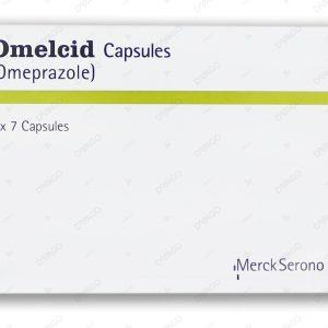 Omelcid Cap 20mg 2x7's