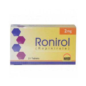 Ronirol Tab 2mg 21's