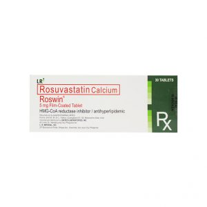 Roswin Tablets 5mg 10's