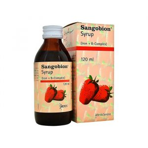 Sangobion Syrup 120ml