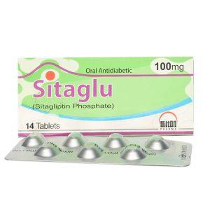 Sitaglu 100mg tablet