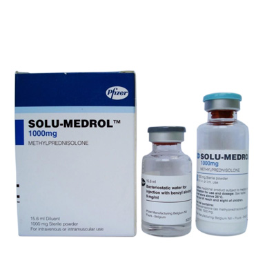 Solu Medrol 1gm injection