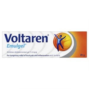 Voltral Emulgel Gel 20 gm
