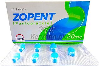 Zopent Tablets 20mg 14's