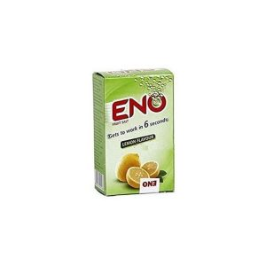 Eno Lemon Powder Sachet 72s