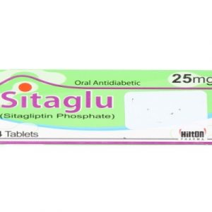 Sitaglu 25mg tablet