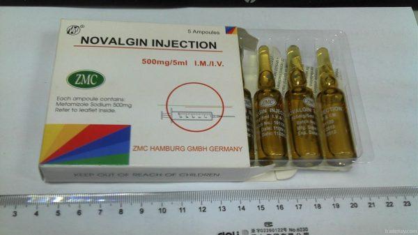 Novalgin 5 ml Injection