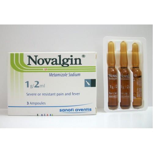 Novalgin 2 ml Injection