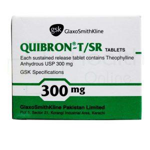 Quibron-T/SR Tab 300mg 100's