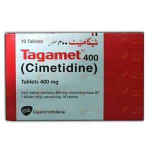 Tagamet Tablets 400mg 10s