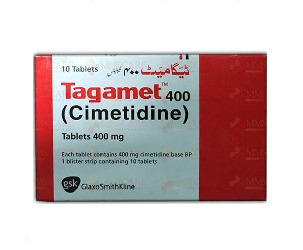 Tagamet Tablets 400mg 10s