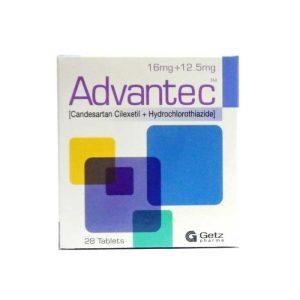 Advantec 16/12.5mg Tablet