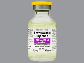 Leflox 500mg Iv Injection