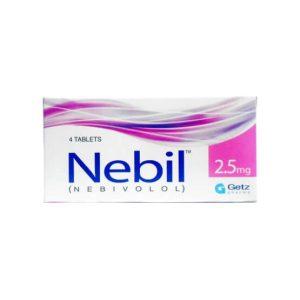 Nebil 2.5mg Tablet