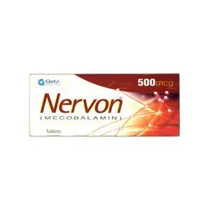 NERVON 500MCG TABLET