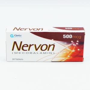 Nervon 500ug Injection