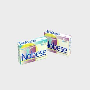 Nobese 15mg Tablet