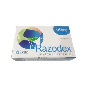 Razodex 60mg Capsule
