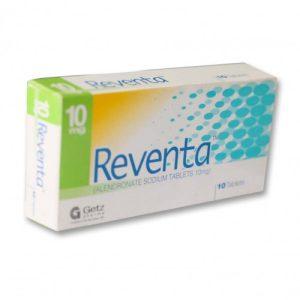 Reventa 10mg Tablet