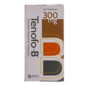 Tenofo B 300mg Tablet