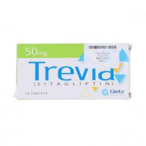 TREVIA 50MG TABLET