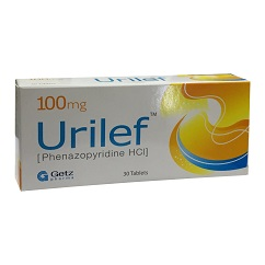 URILEF 100MG TABLET